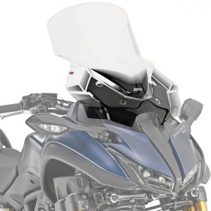 Givi D2144ST Motorcycle Screen Yamaha Niken GT900 2019 on Clear