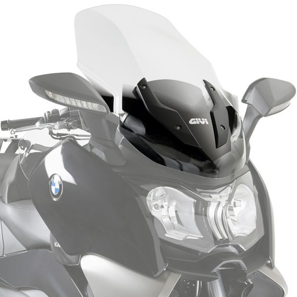 Givi D5106ST Motorcycle Screen BMW C650 GT 2012 on Clear