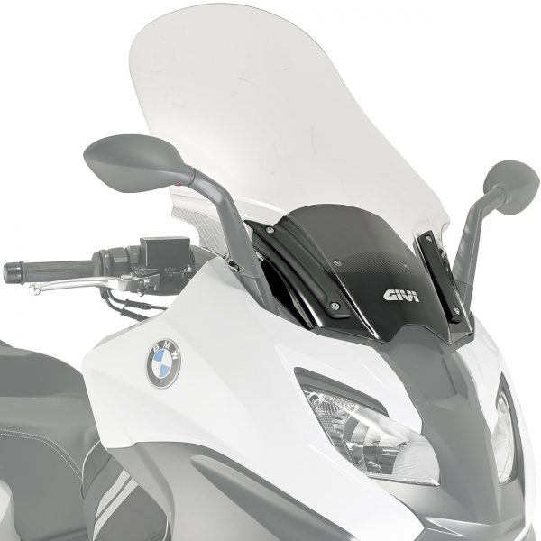 Givi D5121ST Motorcycle Screen BMW C650 Sport 2016 on Clear