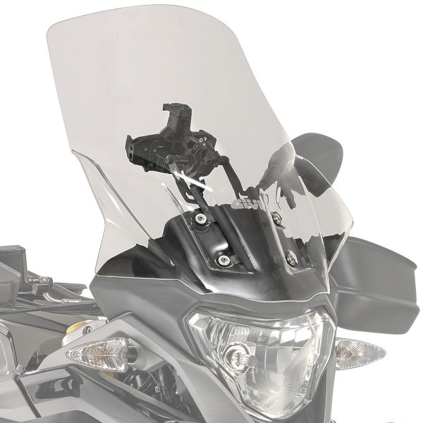 Givi D5126ST Motorcycle Screen BMW G310 GS 2017 on Clear