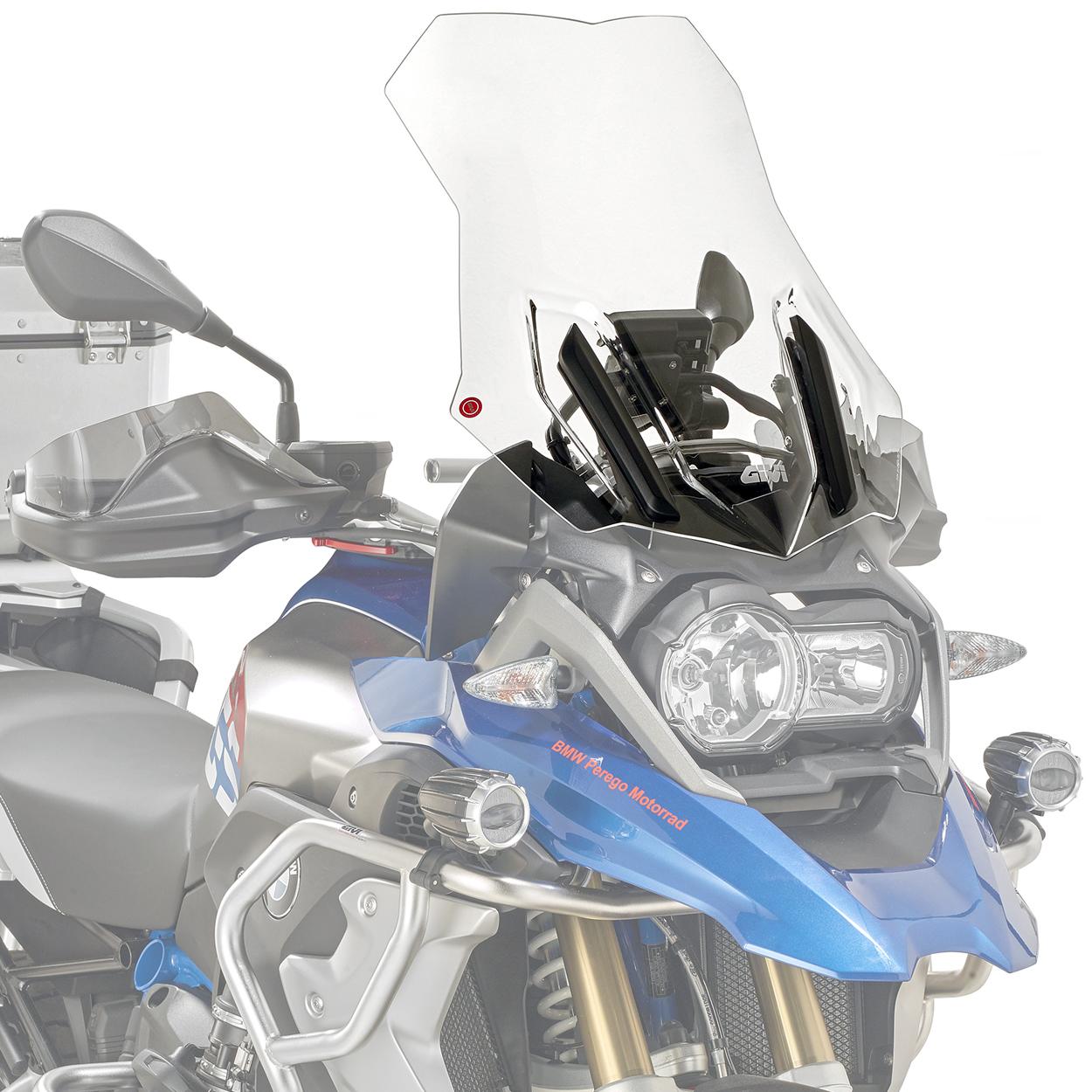 Windscreen Connectors & Trim GIVI Windscreen Fitting Kit D5108KIT ...