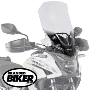 Givi D1171ST Clear Motorcycle Screen Honda CB500X 2019 on