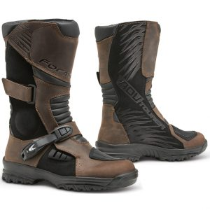Forma ADV Tourer Motorcycle Boots in Brown