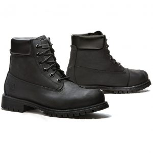 Forma Elite Casual Waterproof Motorcycle Boots in Black