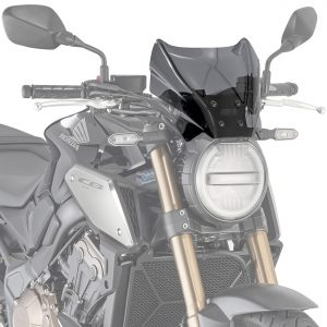 Givi 1173S Smoke Motorcycle Screen Honda CB1000R 2018 on
