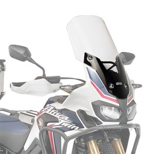 Givi D1144ST Clear Screen Honda CRF1000L Africa Twin AS 2018 on