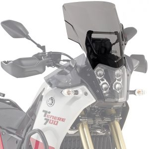 Givi D2145S Smoke Motorcycle Screen Yamaha Tenere 700 2019 on