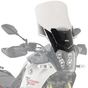 Givi D2145ST Clear Motorcycle Screen Yamaha Tenere 700 2019 on