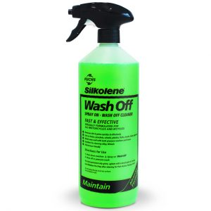 Silkolene Fuchs Wash Off Motorcycle Cleaner Green 1 Litre