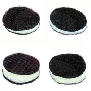 Autocom 2161 Velcro Backed Foam Speaker Pads 6mm and 12mm