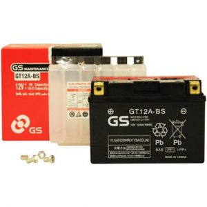 GS Motorcycle Batteries MF