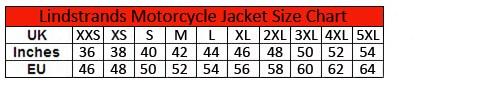 Lindstrands Zagreb Textile Waterproof Motorcycle Jacket