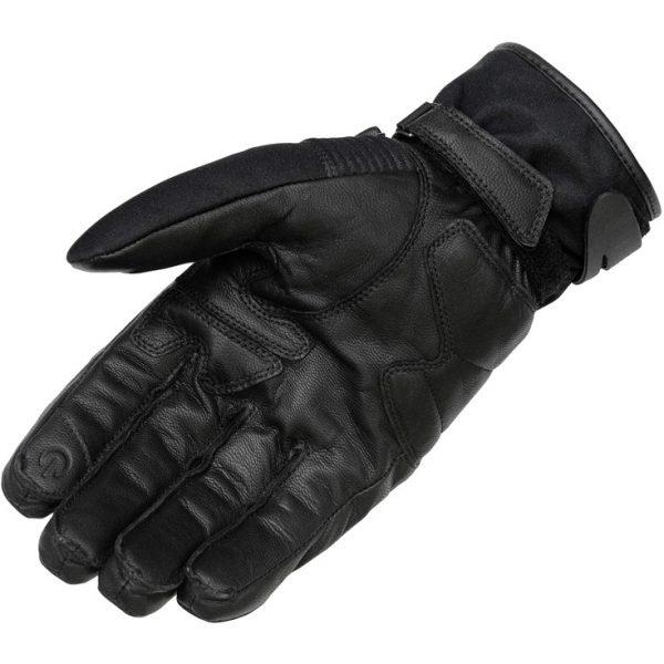 Halvarssons Splitz Motorcycle Gloves Black