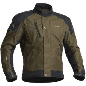 Lindstrands Zagreb Textile Waterproof Motorcycle Jacket Kiwi
