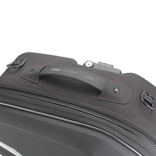 Givi ST609 Easylock Motorcycle Pannier Side Bags handle