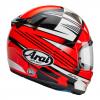 Arai Profile V Motorcycle Helmet Rock Red