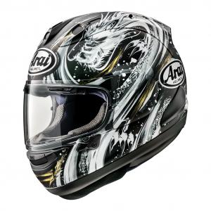 Arai RX7V Motorcycle Helmet Kiyonari