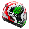Arai RX7V Motorcycle Helmet Rea Green Race Replica