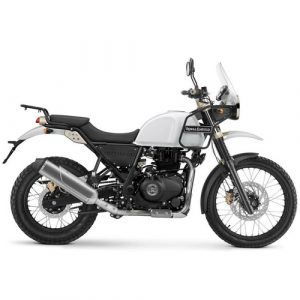 Royal Enfield Himalayan Motorcycle Parts and Accessories