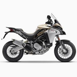Ducati Multistrada 1260 and Enduro Motorcycles Parts and Accessories