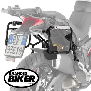 Givi PLOR7412CAM Pannier Holders Ducati Multistrada 950S 2019 on
