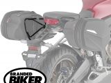 Givi TE1185 Easylock Pannier Holders Honda CB650R 2021 on