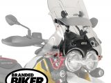 Givi AF8203 Clear Motorcycle Screen Moto Guzzi V85TT 2019 on