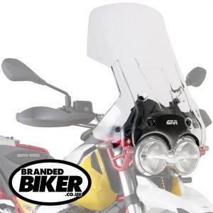 Givi D8203ST Clear Motorcycle Screen Moto Guzzi V85TT 2019 on