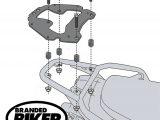 Givi SR8203 Rear Rack Carrier Moto Guzzi V85TT 2019 on