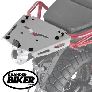Givi SRA8203 Monokey Rear Rack Moto Guzzi V85TT 2019 on