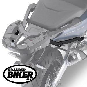 Givi 1186FZ Monorack Arms Honda Forza 750 2021 on