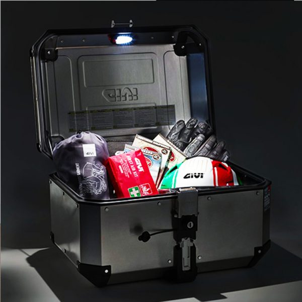 Givi E198 Internal Courtesy Light for Top Boxes and Cases