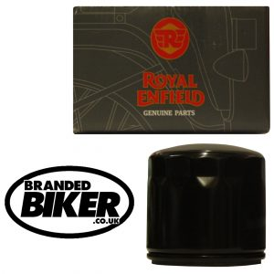 Royal Enfield Genuine Motorcycle Oil Filter 575139