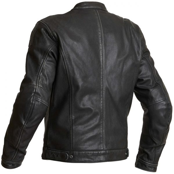 Halvarssons Idre Classic Leather Motorcycle Jacket