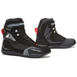Forma Viper Dry Waterproof Motorcycle Boots Black