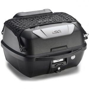Givi E43 NML Monolock Top Box 43 Litre Black Silver