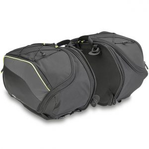 Givi EA127 Throw Over Expandable Motorcycle Panniers 30 Litres