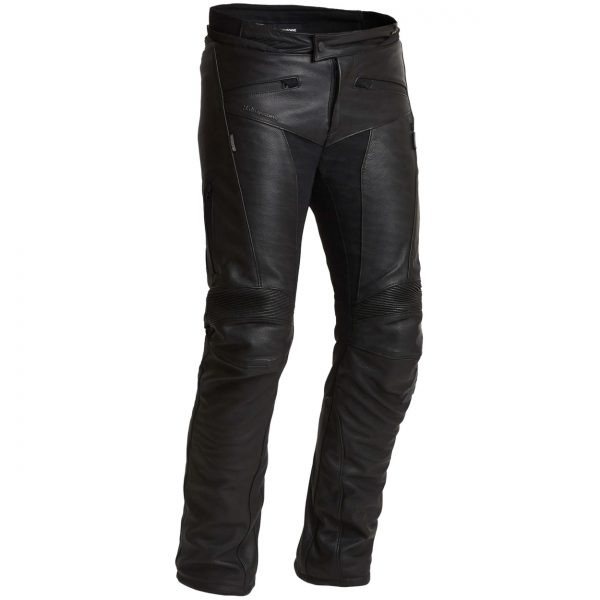 Halvarssons Rullbo Waterproof Leather Motorcycle Trousers