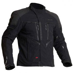 Halvarssons Vansbro Laminated Motorcycle Jacket Black