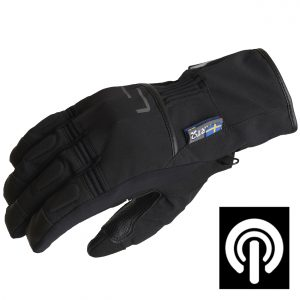 Lindstrands Lillmon Waterproof Textile Motorcycle Gloves