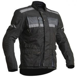Lindstrands Hamar Waterproof Motorcycle Jacket Black
