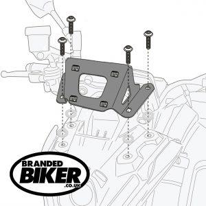 Givi A2156A Screen Fitting Kit Yamaha MT09 2021 on