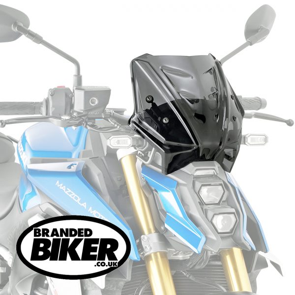 Givi 3119S Smoke Motorcycle Screen Suzuki GSXS1000 2021 on