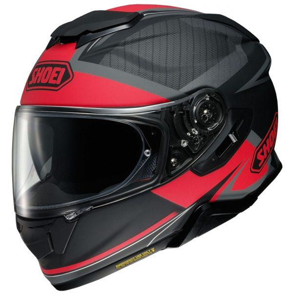 Shoei GT Air 2 Motorcycle Helmet Affair TC1