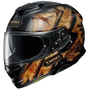 Shoei GT Air 2 Motorcycle Helmet Deviation TC9