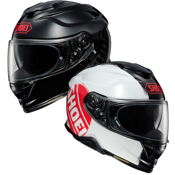Shoei GT Air 2 Motorcycle Helmet Emblem TC1