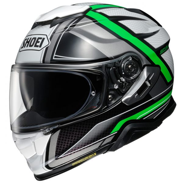 Shoei GT Air 2 Motorcycle Helmet Haste TC4