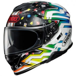 Shoei GT Air 2 Motorcycle Helmet Lucky Charms TC10