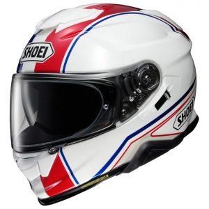 Shoei GT Air 2 Motorcycle Helmet Panorama TC10