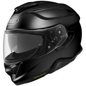 Shoei GT Air 2 Motorcycle Helmet Plain Gloss Black